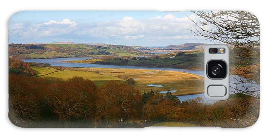 Rivers Galaxy S8 Case featuring the photograph Conwy River by Christopher Rowlands