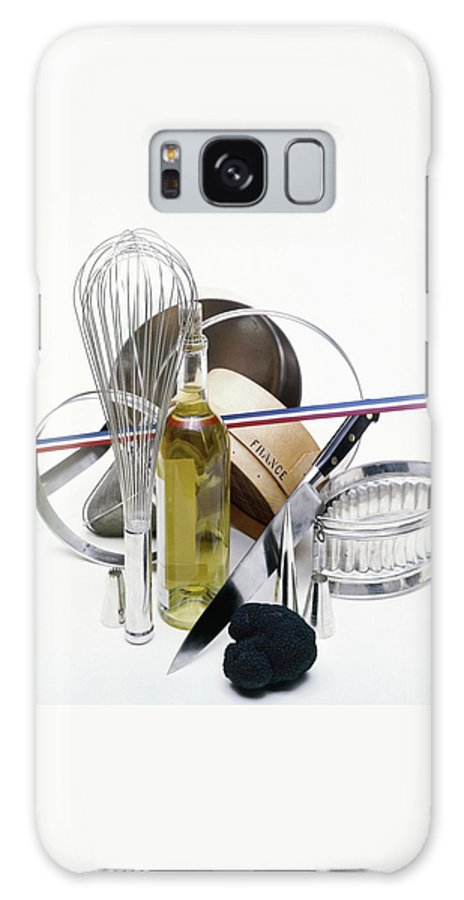 Still Life Galaxy Case featuring the photograph Cooking Equipment by John Stewart