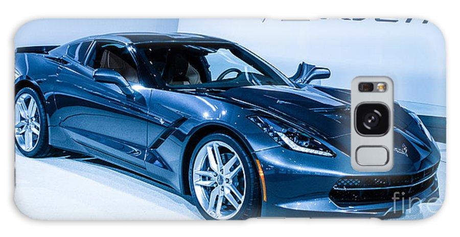 Corvette Galaxy S8 Case featuring the photograph Corvette Stingray by Ronald Grogan