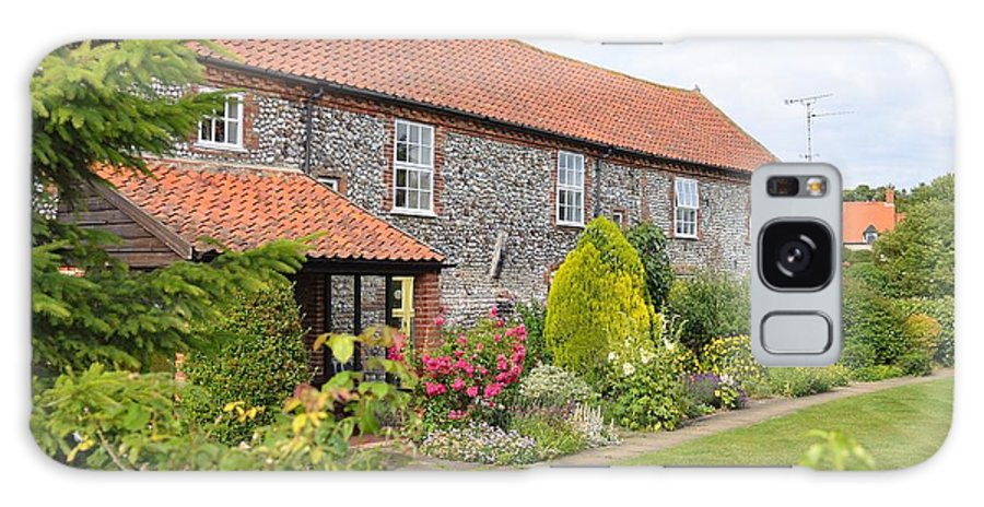 Cottages Galaxy S8 Case featuring the photograph Cottages by Moments In Time Photographics