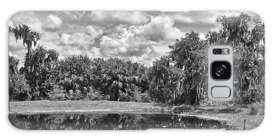 Florida Galaxy S8 Case featuring the photograph Country Lake 2 by Skip Nall
