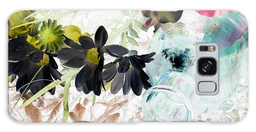 Flower Galaxy S8 Case featuring the photograph Country Summer - Photopower 1506 by Pamela Critchlow