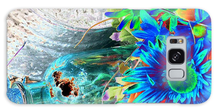 Flower Galaxy S8 Case featuring the photograph Country Summer - Photopower 1520 by Pamela Critchlow