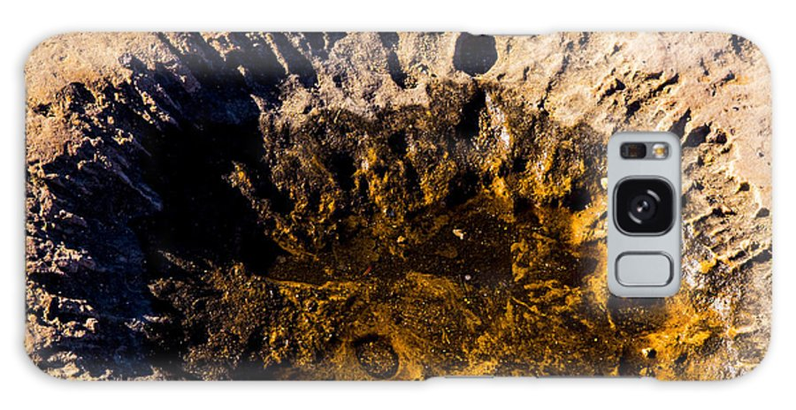 Grand Canyon Galaxy S8 Case featuring the photograph Crater by Angus Hooper Iii