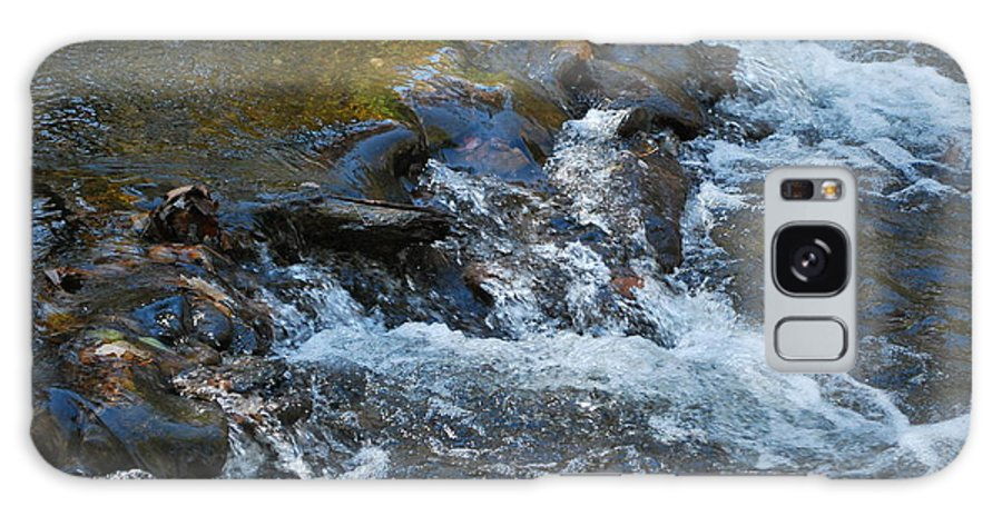 Cades Cove Galaxy S8 Case featuring the photograph Creek 18 by Michael Rushing