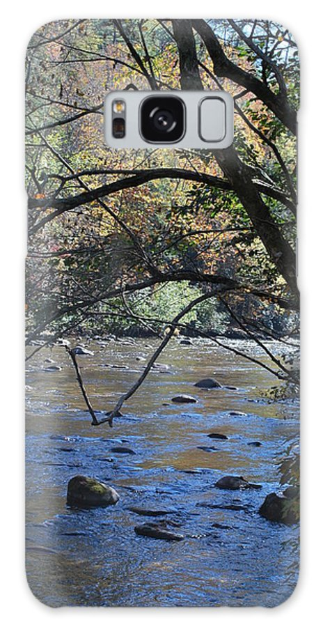 Creek Galaxy S8 Case featuring the photograph Creek 3 by Michael Rushing