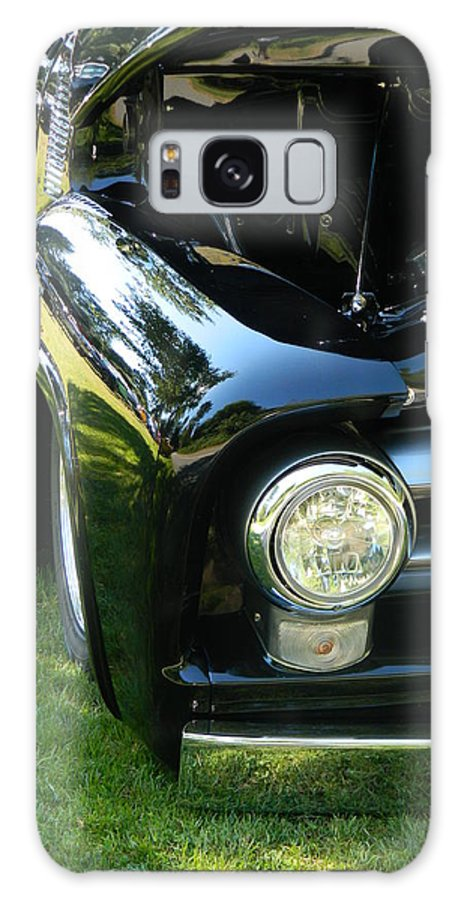 Car Galaxy S8 Case featuring the photograph Cruise-in Car Show II by Nicki Bennett