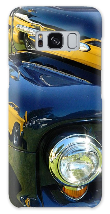 Car Galaxy S8 Case featuring the photograph Cruise-in Car Show Vi by Nicki Bennett
