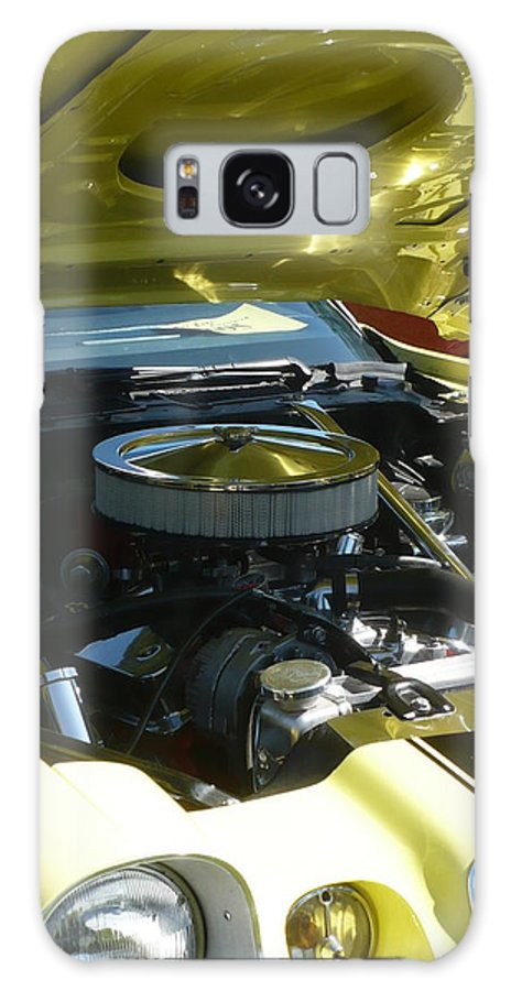 Motor Galaxy S8 Case featuring the photograph Cruise-in Car Show Vii by Nicki Bennett