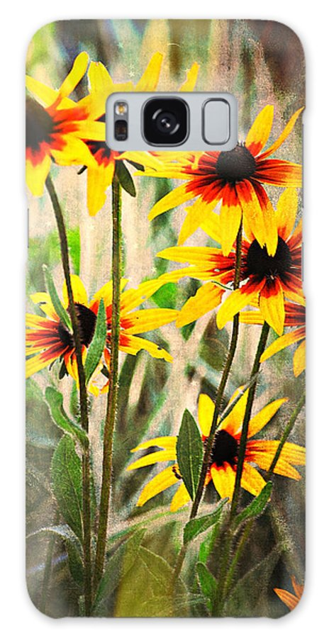 Flowers Galaxy S8 Case featuring the photograph Daisy Do by Marty Koch