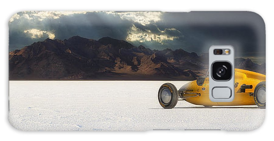Bonneville Galaxy Case featuring the photograph Dakota 158 by Keith Berr