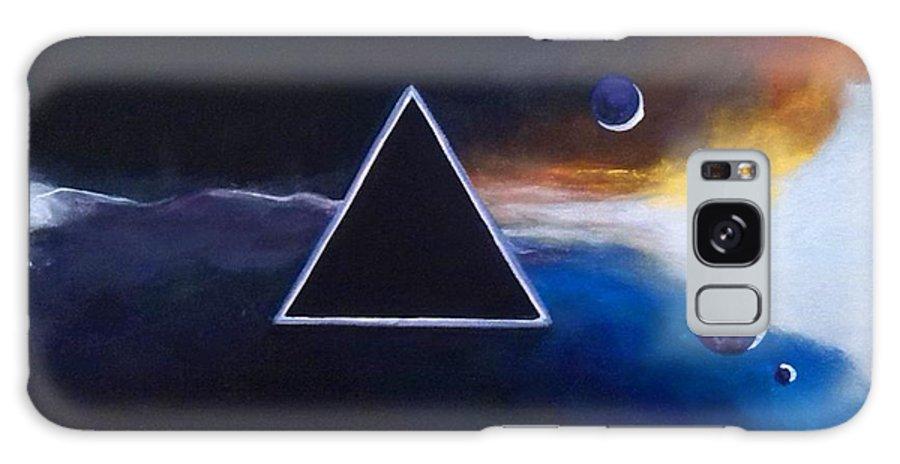 Dark Side Of The Moon Pink Floyd Galaxy S8 Case