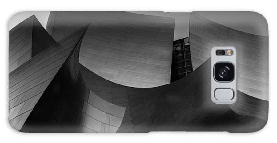Walt Disney Concert Hall Galaxy S8 Case featuring the photograph Deconstructed by Ralph Vazquez