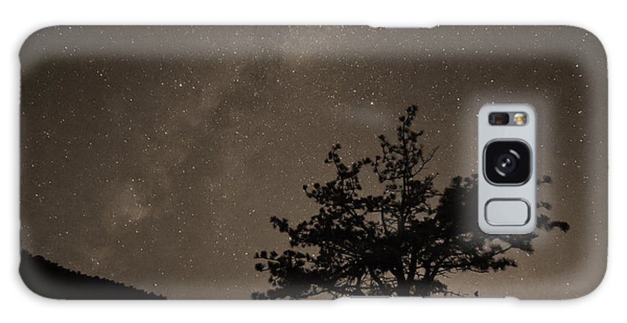 Stars Galaxy S8 Case featuring the photograph Deep Deep Deep Into The Night by James BO Insogna