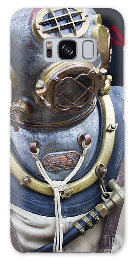 Deep Galaxy S8 Case featuring the photograph Deep Sea Diving Gear by Chris Dutton