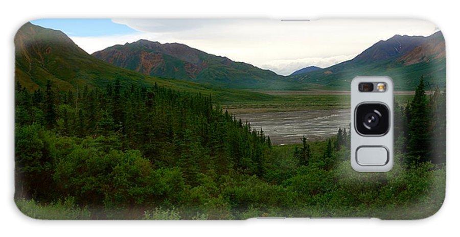 Denali National Park Galaxy S8 Case featuring the photograph Denali National Park 2 by Jacqueline Athmann
