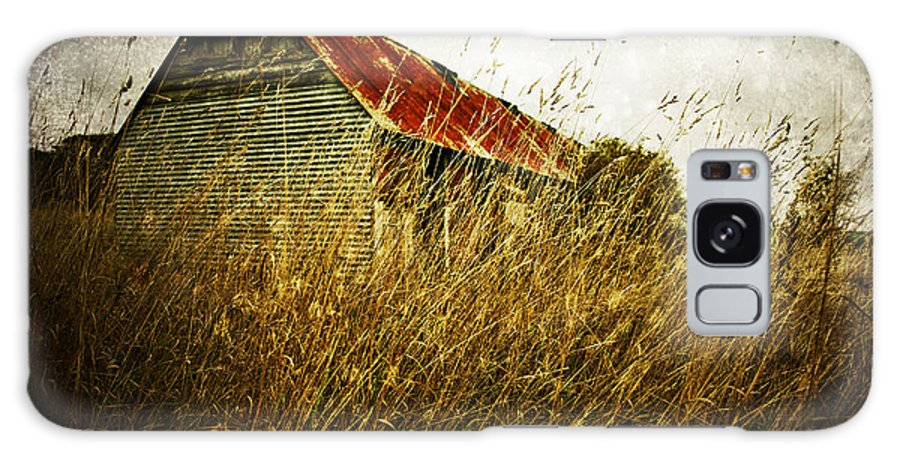 Abandoned Galaxy S8 Case featuring the photograph Derelict Barn by Innershadows Photography
