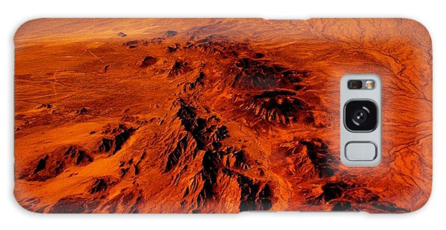 Arizona Prints Galaxy S8 Case featuring the photograph Desert Of Arizona by Monique's Fine Art