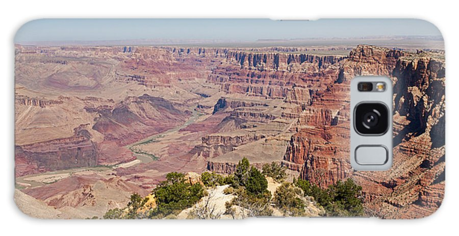 Arizona Galaxy S8 Case featuring the photograph Desert View Grand Canyon National Park by Fred Stearns