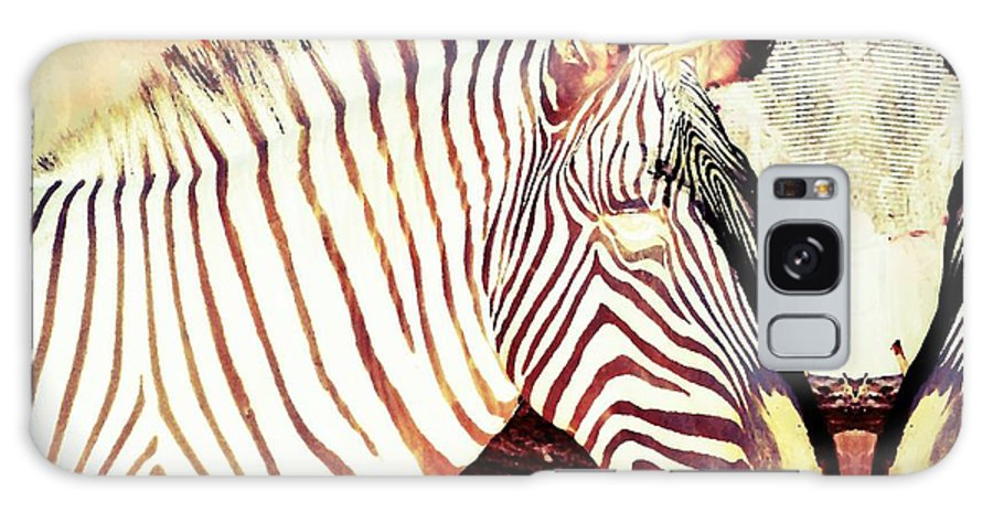 Nature Galaxy S8 Case featuring the photograph Designs From Nature 2 by Tina Vaughn