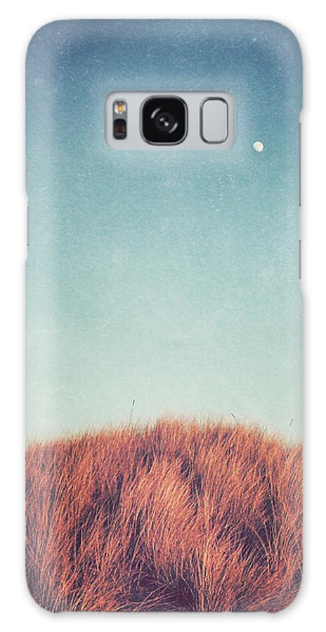 Moon Galaxy S8 Case featuring the photograph Distant Moon by Lupen Grainne