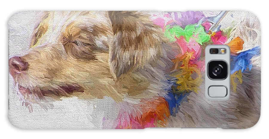 Dog Galaxy S8 Case featuring the photograph Dog Daze 5 by Shannon Story