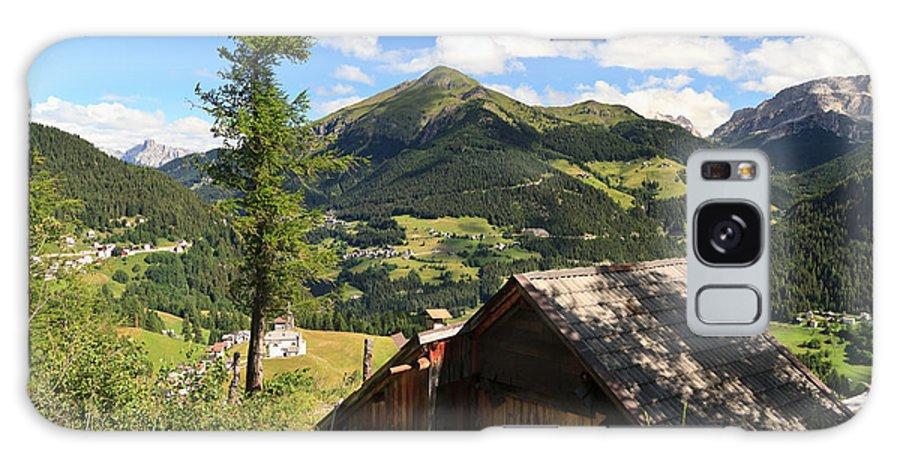 Laste Galaxy S8 Case featuring the photograph Dolomites - Cordevole Valley by Antonio Scarpi