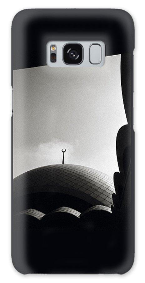 Art Galaxy S8 Case featuring the photograph Spiritual Moments by Shaun Higson