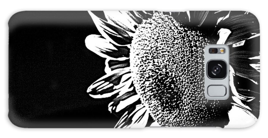 Sunflower Galaxy S8 Case featuring the photograph Don't Leave Me In This Way by Gluca Pagnini
