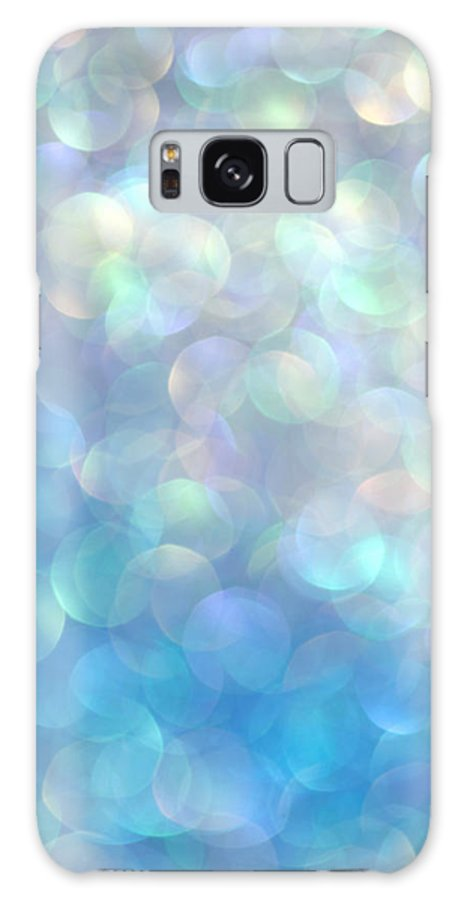 Abstract Galaxy S8 Case featuring the photograph Dream Weaver by Dazzle Zazz