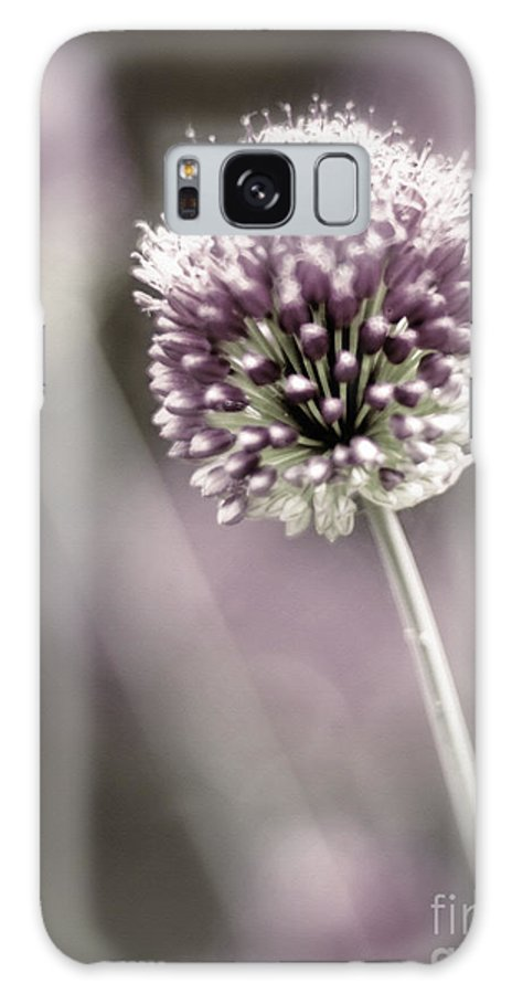 Floral Galaxy S8 Case featuring the photograph Drumstick by Lee Craig