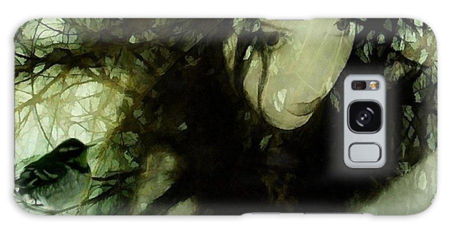 Dryad Galaxy S8 Case featuring the digital art Dryad by Gun Legler