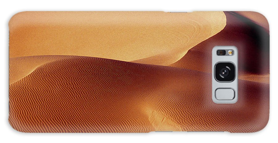 Shadows Galaxy S8 Case featuring the photograph Dunes - 192 by Paul W Faust - Impressions of Light