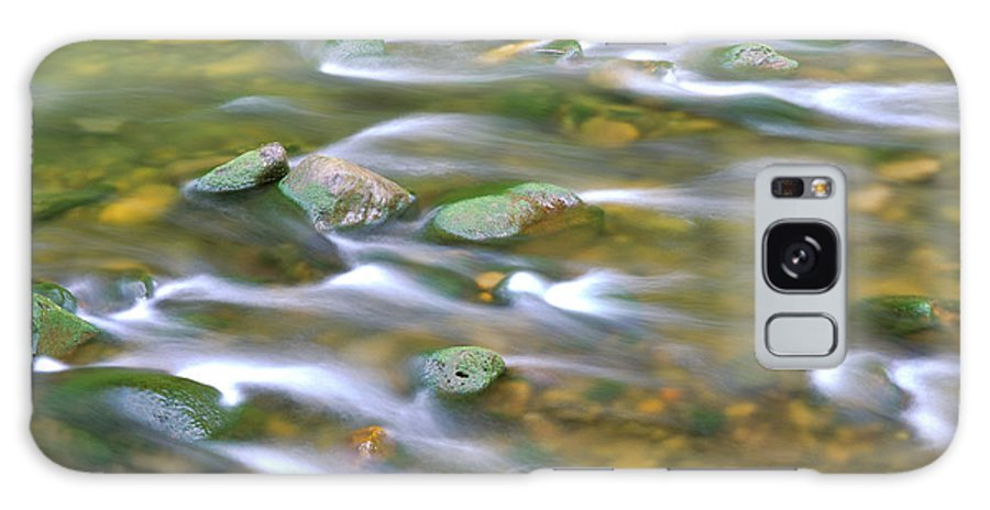 Eagle Creek Galaxy S8 Case featuring the photograph Eagle Creek Oregon by Ed Riche