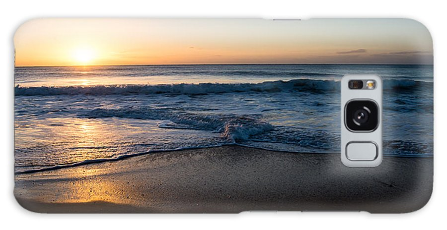 Sunrise Galaxy S8 Case featuring the photograph Early Morning 01 by Heather Provan