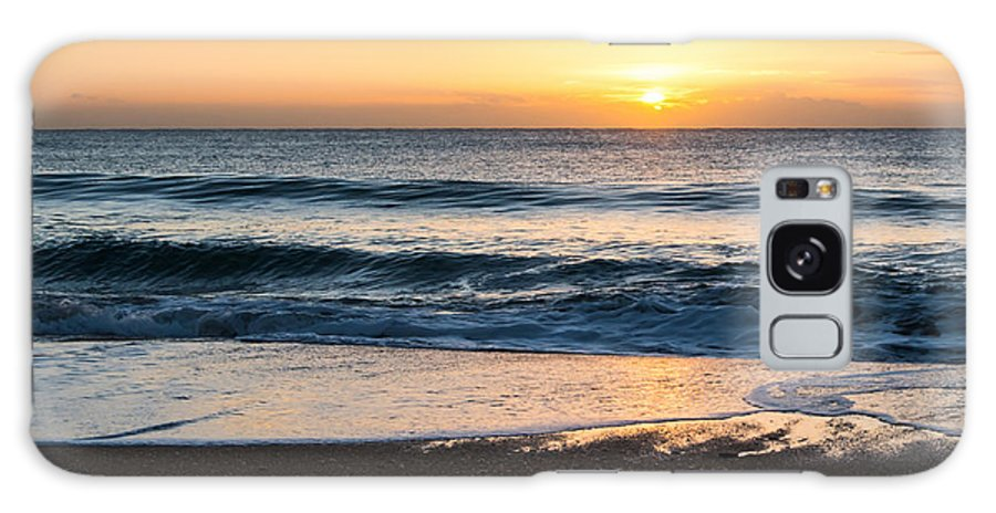 Sunrise Galaxy S8 Case featuring the photograph Early Morning 02 by Heather Provan