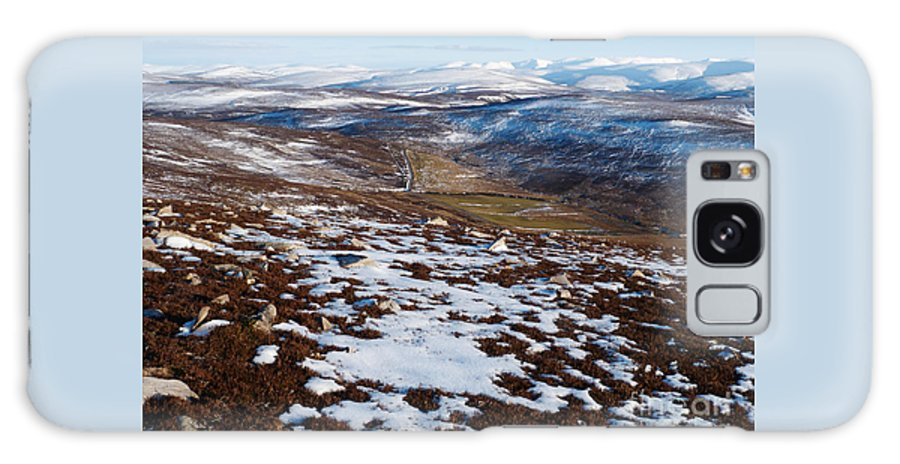 Cairngorm Mountains Galaxy S8 Case featuring the photograph Eastern Cairngorms by Phil Banks