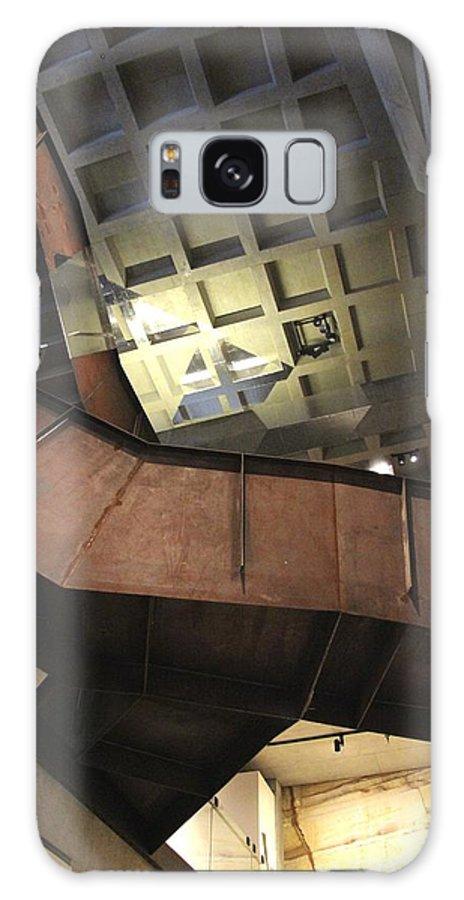 Artsy Galaxy S8 Case featuring the photograph Underground Museum by Sean Rathbun