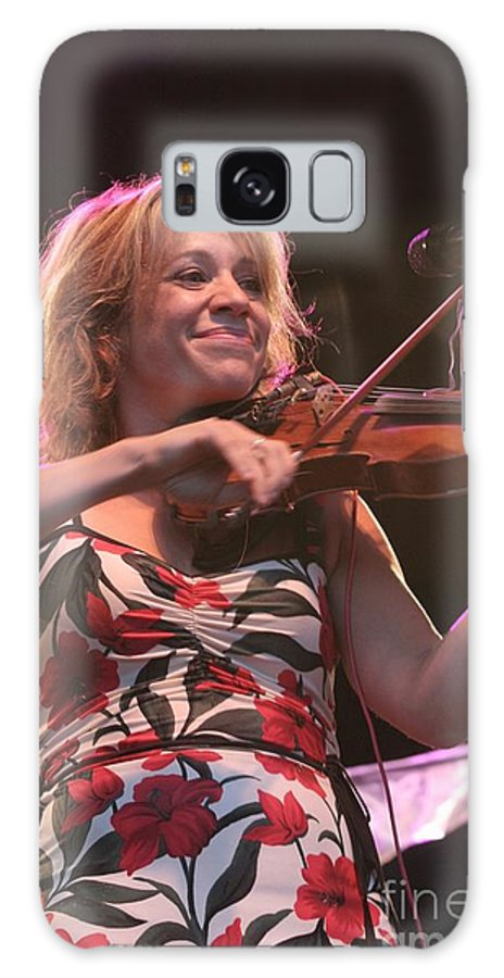 Photos For Salee Galaxy S8 Case featuring the photograph Elana James And The Continental Two by Concert Photos