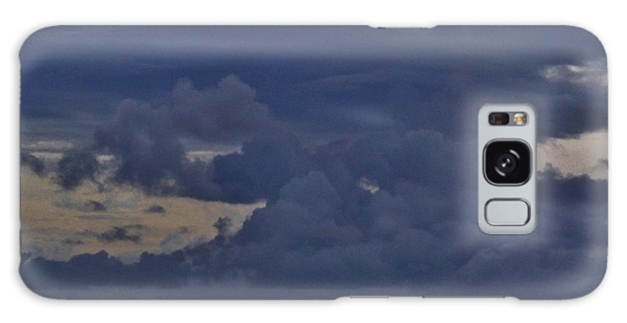 Galaxy S8 Case featuring the photograph Elephant Head Cloud 1 11/11 by Mark Lemmon
