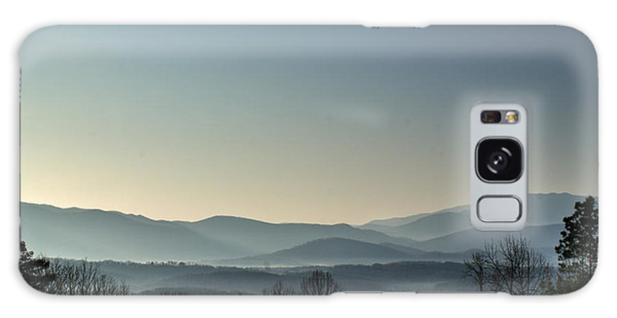 Elf Galaxy S8 Case featuring the photograph Elf Land Fantasy Ceasless Skies by Douglas Barnett