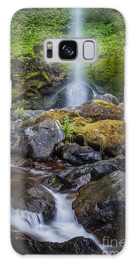 America Galaxy S8 Case featuring the photograph Elowah Falls by Brian Jannsen