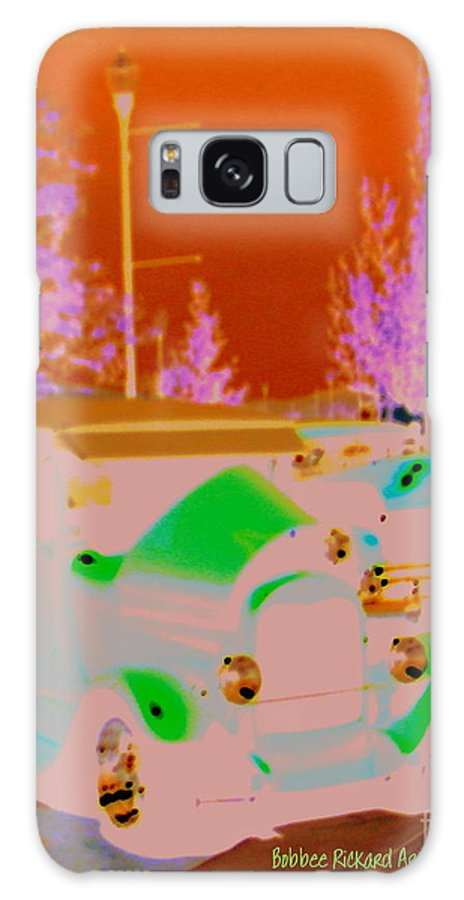 Classic Car Art Galaxy S8 Case featuring the photograph Enchanted Classics by Bobbee Rickard
