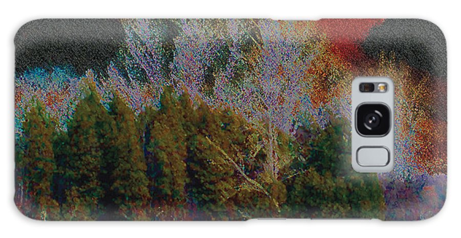merritt Island Park Galaxy S8 Case featuring the photograph Enchanted Forest 10 by The Art of Marsha Charlebois