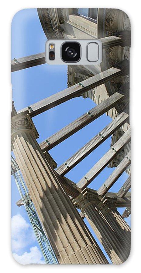 Blue Galaxy S8 Case featuring the photograph Endurance by Amanda Leigh