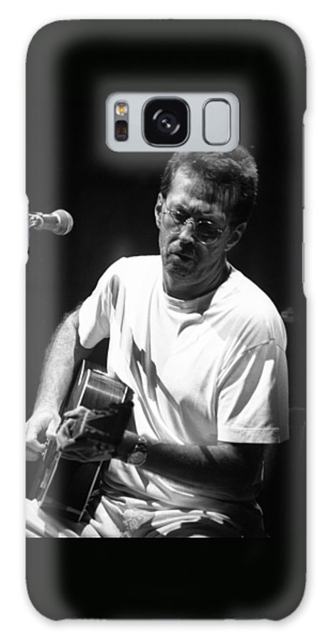 Clapton Galaxy S8 Case featuring the photograph Eric Clapton 003 by Timothy Bischoff