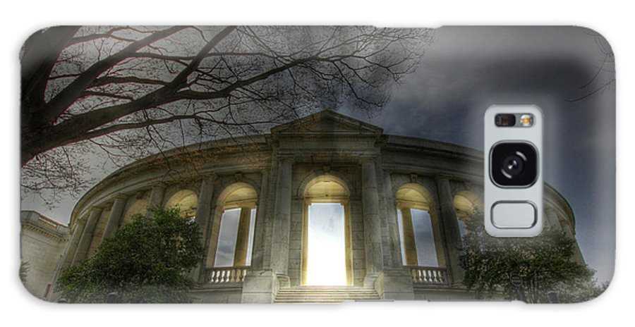 Arlington National Cemetery Galaxy S8 Case featuring the photograph Eternal Life by Lori Deiter