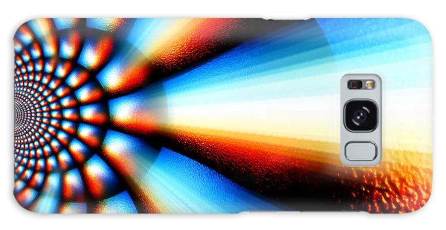 Abstract Galaxy S8 Case featuring the photograph Eventualities Iv by Aurelio Zucco