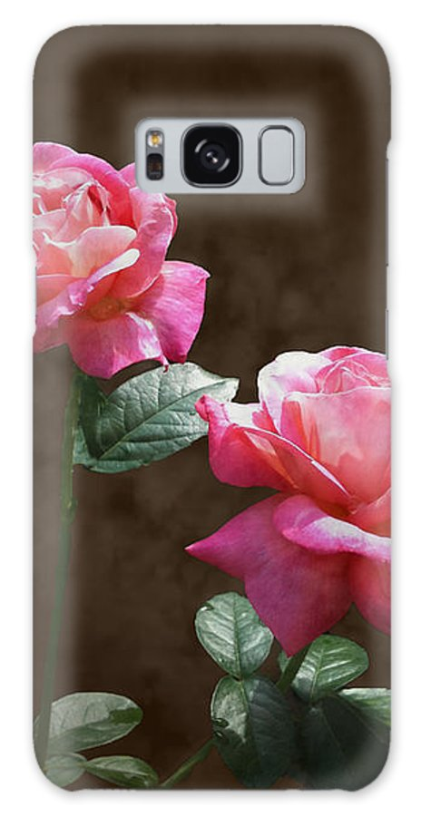 Roses Galaxy S8 Case featuring the photograph Everlasting Roses by Tammy Garner