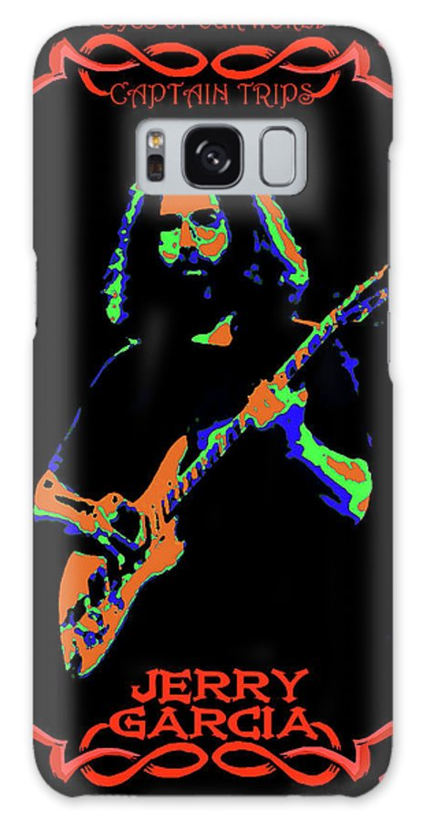 Grateful Dead Galaxy S8 Case featuring the photograph Eyes Of Our World by Ben Upham
